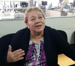 Judge Marta Josefina Sierra de Stalling