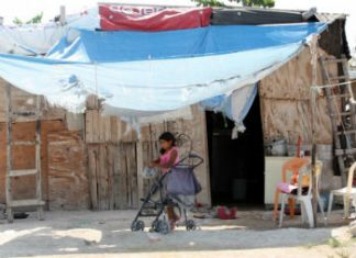 Low income housing in Mexico