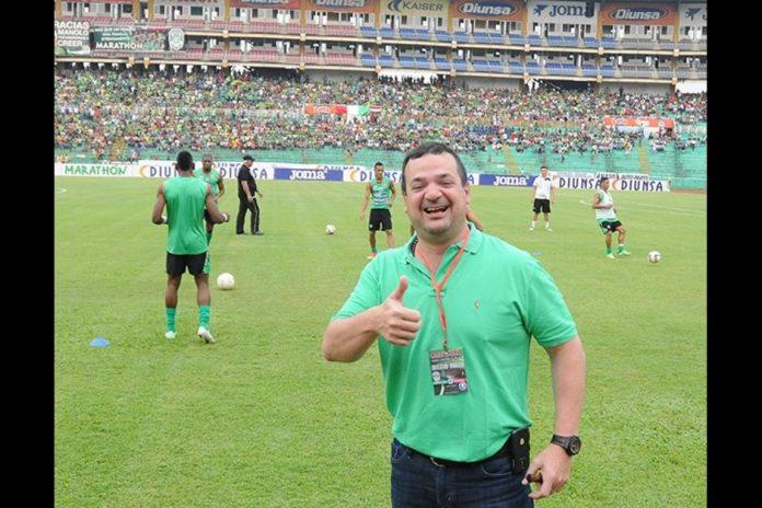 Yankel Rosenthal is one of the Honduran soccer bosses accused of criminal ties