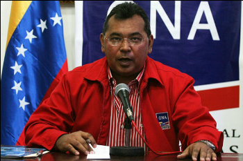 Venezuelan National Guard Commander Nestor Reverol