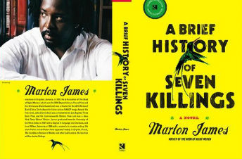 Marlon James' novel, A Brief History of Seven Killings