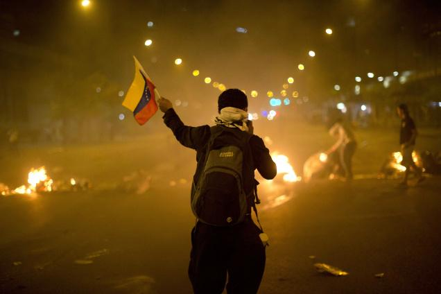 Political conflict in Venezuela will distract attention from organized crime in 2016