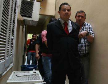 Denilso Sánchez Garcete, alias