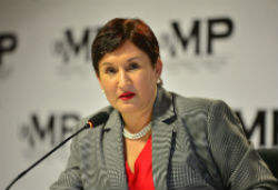 Guatemala Attorney General Thelma Aldana
