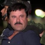 El Chapo was recaptured in January 2016