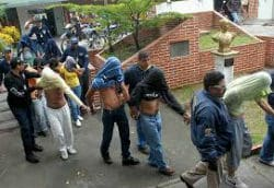 Criminal suspects in Venezuela