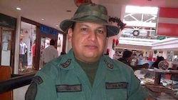 Army Major Juan José Sorja