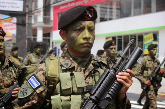 El Salvador's Special Operations Group