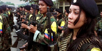The FARC are estimated to be worth $10.5 billion