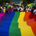 An LGBTI event in El Salvador
