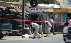 Mexico murders rates rising in 2016