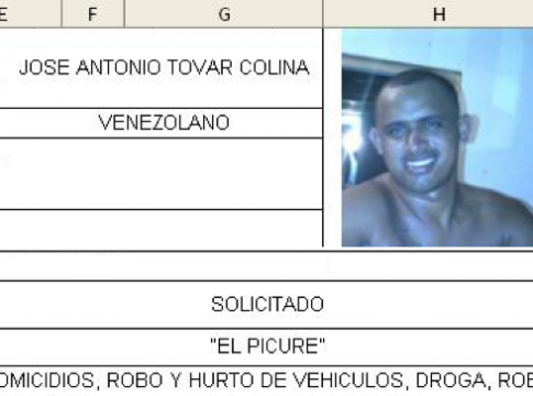 Composite from Picure's police file