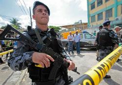 Police in Rio de Janeiro