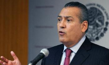PRI party chief Manlio Fabio Beltrones