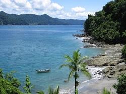 Bahía Solano on Colombia's Pacific coast