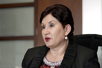 Thelma Aldana, c/o elPeriodico