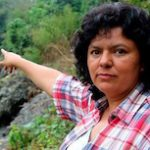Berta Cáceres, a Honduras environmental defender murdered in March