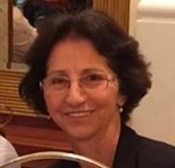 Bernie Ecclestone's mother-in-law, Aparecida Schunck