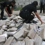 Cocaine seized in Honduras