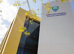 Honduras National Police Headquarters