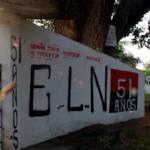 ELN grafitti