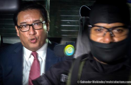 Former Attorney General Luis Martínez. c/o Salvador Melendez/Revista Factum