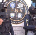 Members of the FNA in Honduras