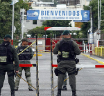 Colombia-Venezuela border crossing