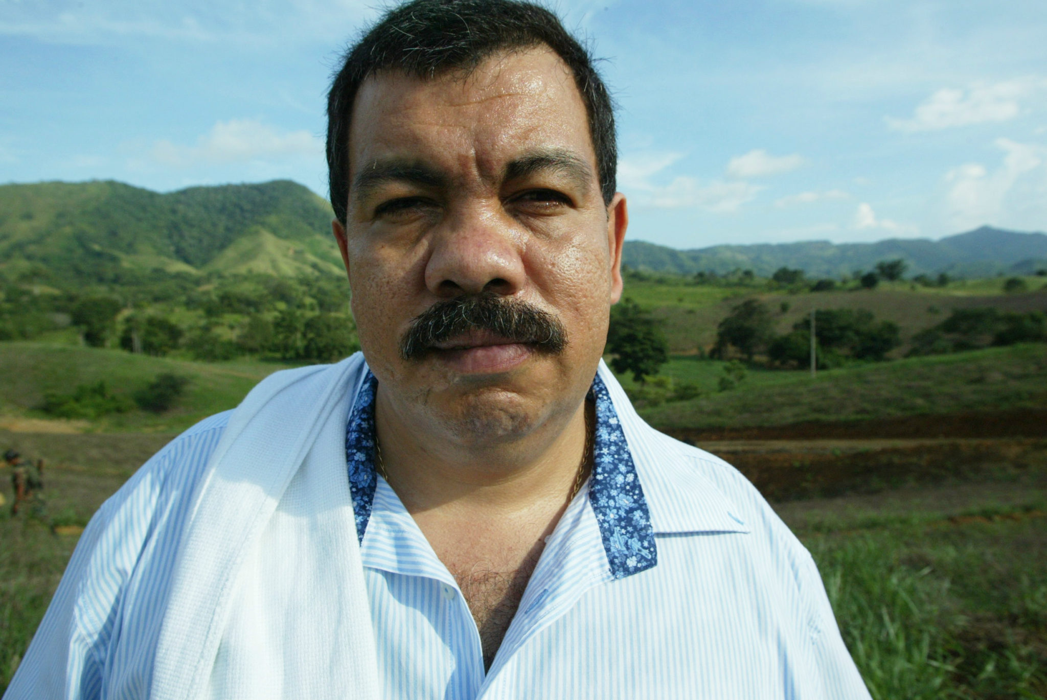 Limon Narcos Actor