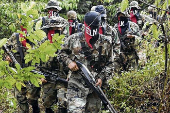 Colombia's ELN rebels