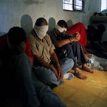Migrants held hostage in Mexico