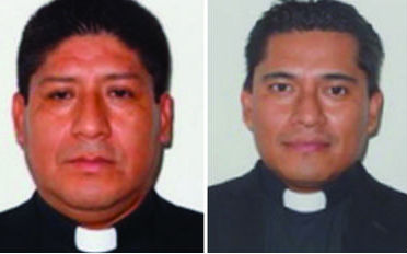 The priests killed in Veracruz, Mexico