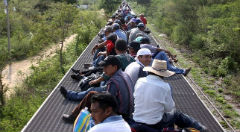 Mexican authorities have cracked down on migration