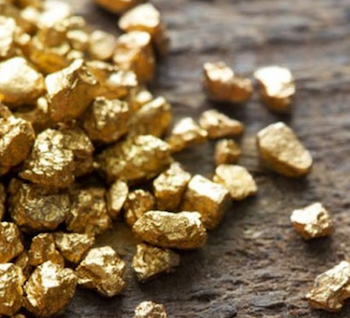 Illegal gold is increasing in importance as a source of revenue for crime groups
