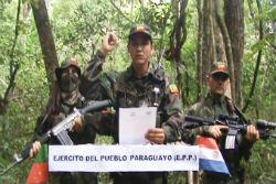 Paraguay's EPP rebels