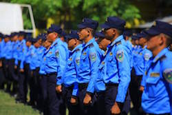 Honduras hopes to double its National Police to 26,000