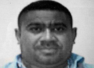 Alleged Atlantic Cartel head, Wilter Blanco