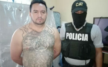 Alleged MS13 member José Alonso Marroquín