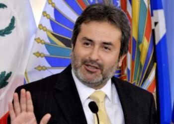 MACCIH Spokesman Juan Jiménez