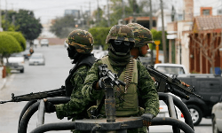 Mexican security forces