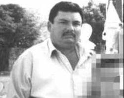 """Aureliano Guzmán Loera, alias """"El Guano"""""""