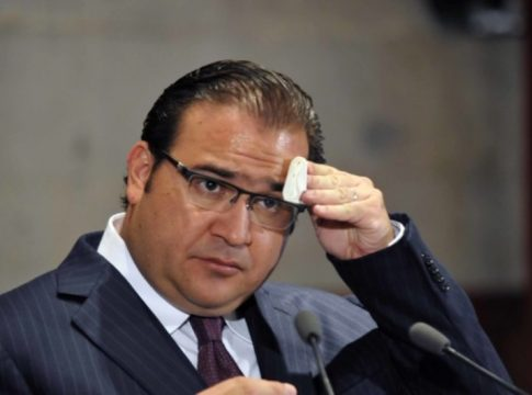Former Veracruz Gov. Javier Duarte