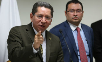 El Salvador Attorney General Douglas Meléndez