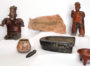 Mexican cultural artifacts