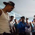 "Franklin Paúl Hernández Quezada, alias ""Franklyn Masacre,"" one of Venezuela's ""pranes"""