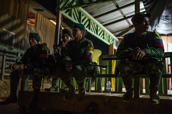 Is the FARC wait for an agreement over?