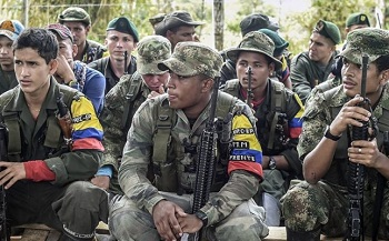 Two FARC members were recently killed in Bolívar department, Colombia