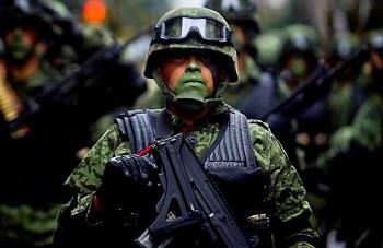 Militarization in Latin America -- a regional trend
