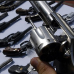 El Salvador recorded 11,229 gun thefts since 2010