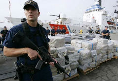 Cocaine trafficking into the US is on the rise